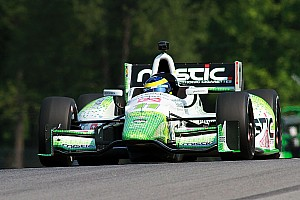 IndyCar Qualifying report Honda Indy 200 at Mid-Ohio qualifying results