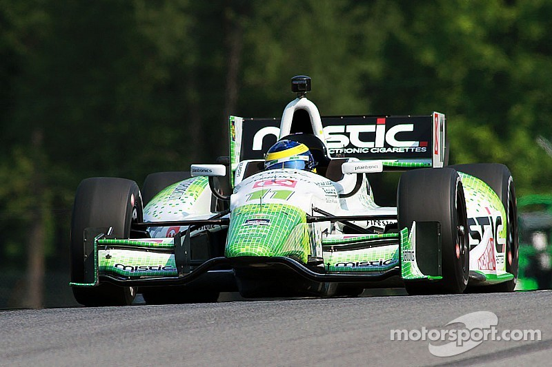 Honda Indy 200 at Mid-Ohio qualifying results