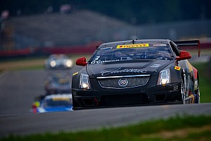 PWC Race report Cadillac Racing's O'Connell and Pilgrim 5th and 6th at Mid-Ohio