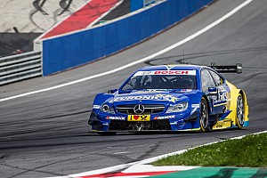 DTM Race report Torrid weekend for Paffett at the Red Bull Ring
