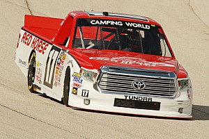 NASCAR Truck Breaking news NASCAR hits two Camping World truck series teams for rules violations