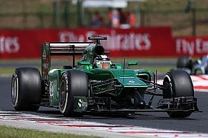 Formula 1 Breaking news Kobayashi backs sweeping changes at Caterham