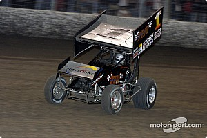 Sprint Race report Even without Tony Stewart, Bob Newton Classic a success