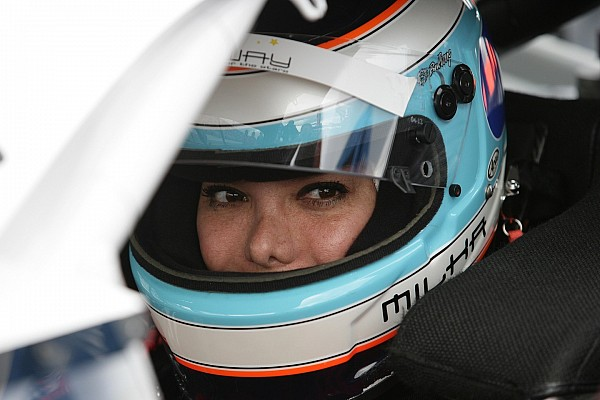 Duno's first NASCAR Nationwide start this weekend