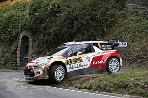WRC Race report Citroen: With the finish line in sight…
