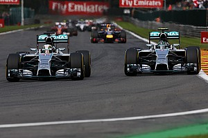 Formula 1 Breaking news Mercedes rethinking team orders after Belgium clash