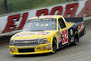 NASCAR Truck Breaking news Turner Scott Motorsports will field Nos. 31 and 32 trucks this weekend-- UPDATED