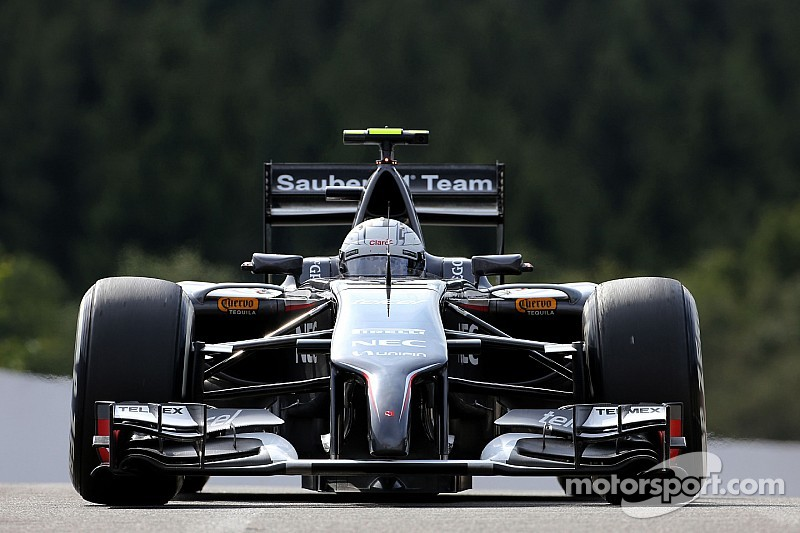 Italian GP: Another home race for the Sauber F1 Team