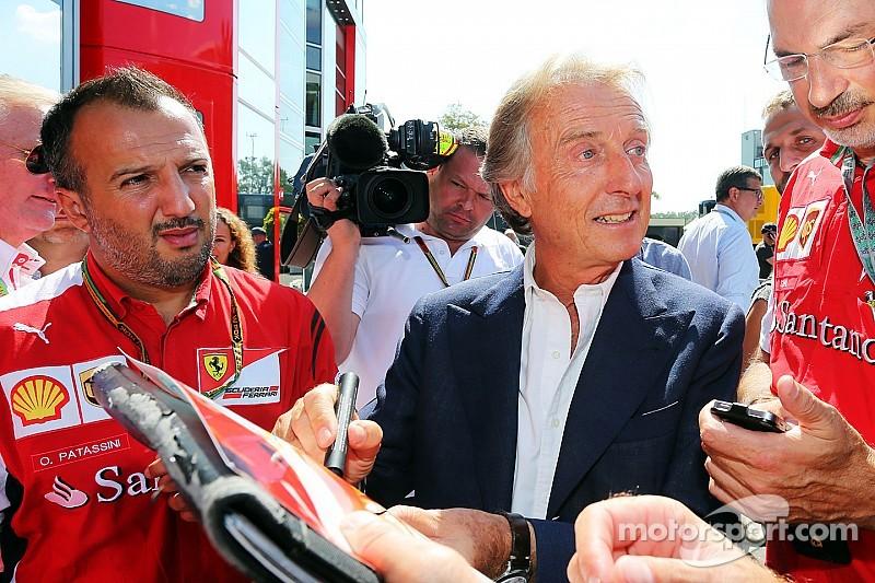 """Italian GP – Montezemolo: """"Still a lot to do for Ferrari and Formula 1″"""