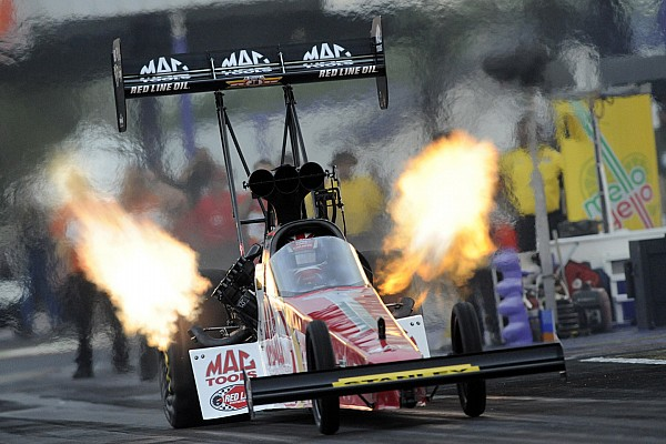 NHRA's countdown to the championship has begun