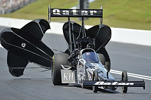 NHRA Preview Defending Top Fuel world champ Shawn Langdon feels prepared for countdown in Carolina