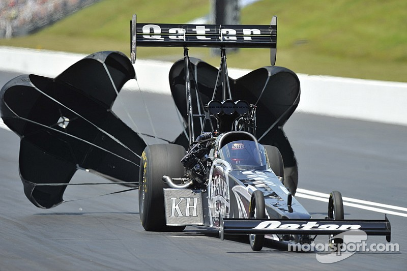 Defending Top Fuel world champ Shawn Langdon feels prepared for countdown in Carolina