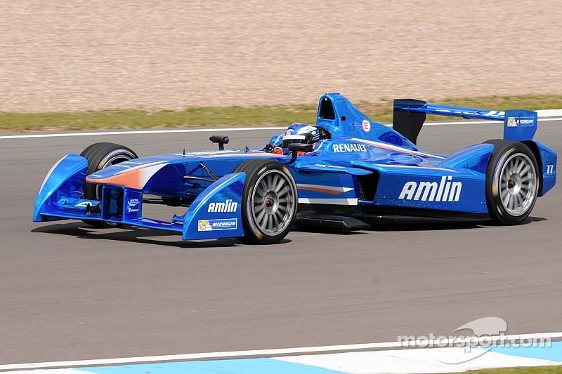 Takuma Sato to race for Amlin Aguri in Formula E