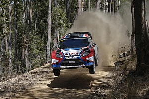 WRC Leg report Kubica on course for points at the Rally Australia
