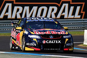 Supercars Race report Whincup and Dumbrell defend Sandown 500 title