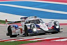 Toyota's Anthony Davidson tops FP2 in mixed conditions