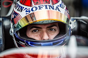 F3 Europe Interview Nicholas Latifi: A somewhat difficult season