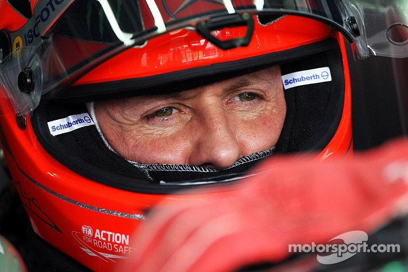Schumacher 'has made progress' - Todt