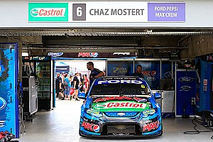 Supercars Practice report Mostert fastest in initial Bathurst practice session