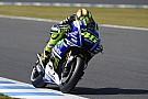 Rossi scores front row in Motegi for Movistar Yamaha MotoGP