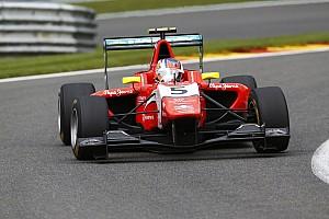 GP3 Race report Niederhauser victorious in Sochi