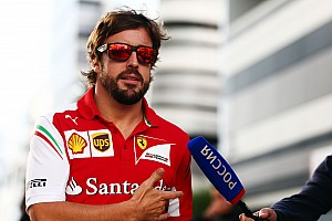 Formula 1 Breaking news Alonso says 2015 team not Mercedes-powered