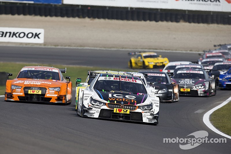 Hot season finale at Hockenheim