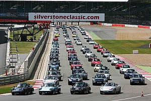 Vintage Race report A look back at the 2014 Silverstone Classic