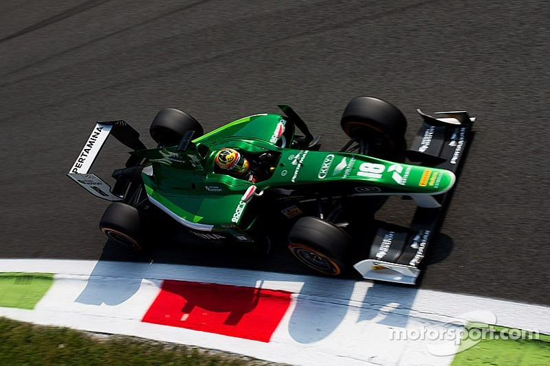 Status Grand Prix takeover Caterham Racing and joins GP2 Series