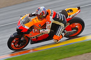 MotoGP Testing report Casey Stoner set to test bike for Honda at Twin Ring Motegi