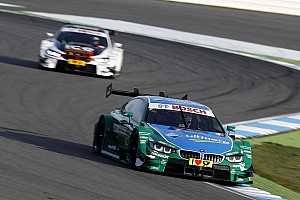 DTM Qualifying report Farfus and Félix da Costa start from the top ten for BMW at Hockenheim