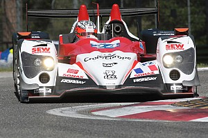 European Le Mans Race report A new ELMS title for the ORECA LM P2 chassis !