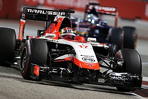 Formula 1 Breaking news Bianchi's recovery chances 'very small' - Burti