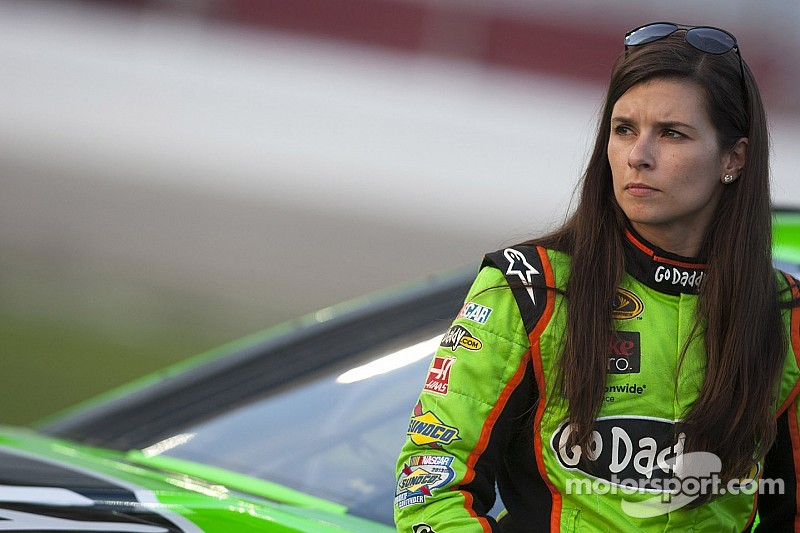"Danica Patrick is ""looking for magic"" with new crew chief"