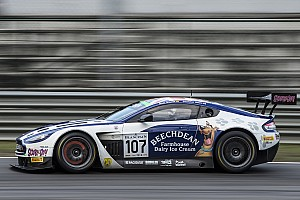 Blancpain Sprint Preview Aston Martin to take to the streets of Baku