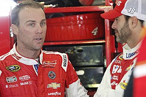 NASCAR Cup Race report NASCAR notebook: Harvick OK with Keselowski's driving, as long as he's willing to fight