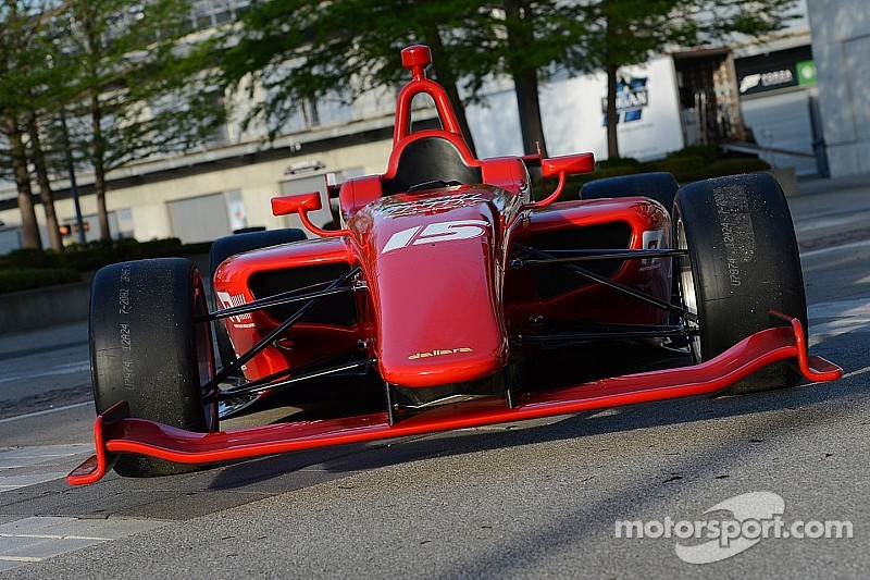 Spencer Pigot, Kyle Kaiser climb the ladder with Juncos Racing