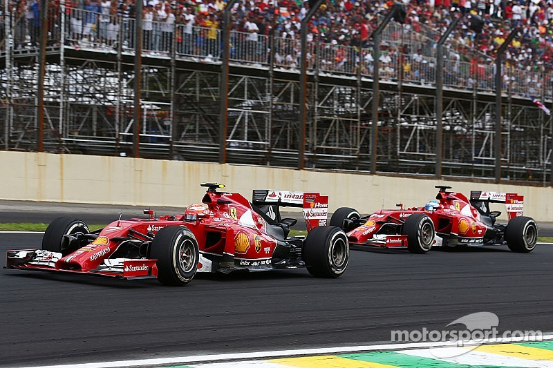 Ferrari on Brazilian GP: A crowd pleaser