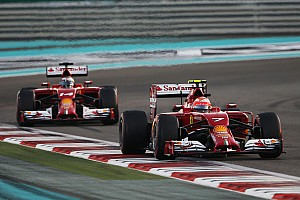 Formula 1 Press conference Ferrari: Not a great end to a difficult season – 2015 starts on Tuesday