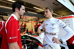 Formula 1 Breaking news Rossi, Chilton looking beyond Marussia demise