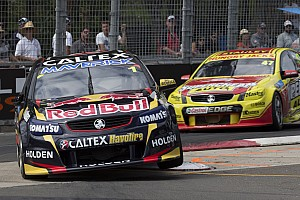 Supercars Race report Whincup takes weekend opener in Sydney