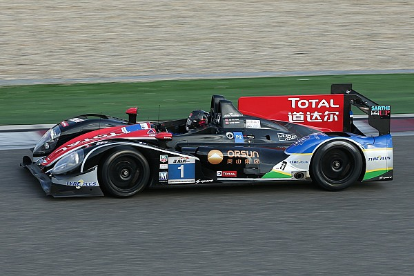 Oak Racing takes pole in Sepang