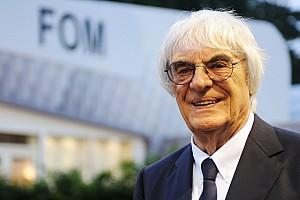 Formula 1 Breaking news Ecclestone to propose V10 comeback for F1