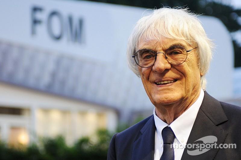 Ecclestone to propose V10 comeback for F1