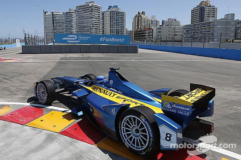 Formula E at Punta del Este set some new series high marks