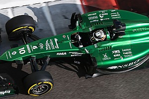 Formula 1 Special feature Top 20 moments of 2014, #5: Marussia/Caterham give new meaning to money problems