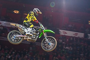 FIM Breaking news Toyota back as Monster Energy Supercross sponsor