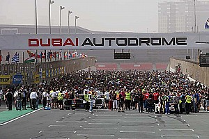 Endurance Preview A record 95 cars on the grid for this week's tenth anniversary edition Hankook 24H Dubai