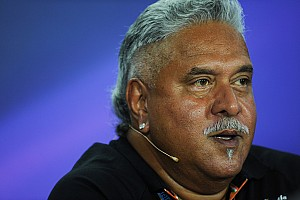 Formula 1 Breaking news Authorities restrict travel for Mallya