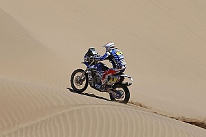 Dakar Stage report Pedrero presses on to sixth place on seventh stage